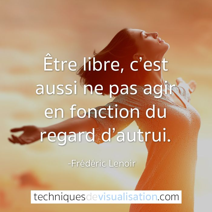 Citation Du Jour Citation Affirmations Positives Je Suis Libre