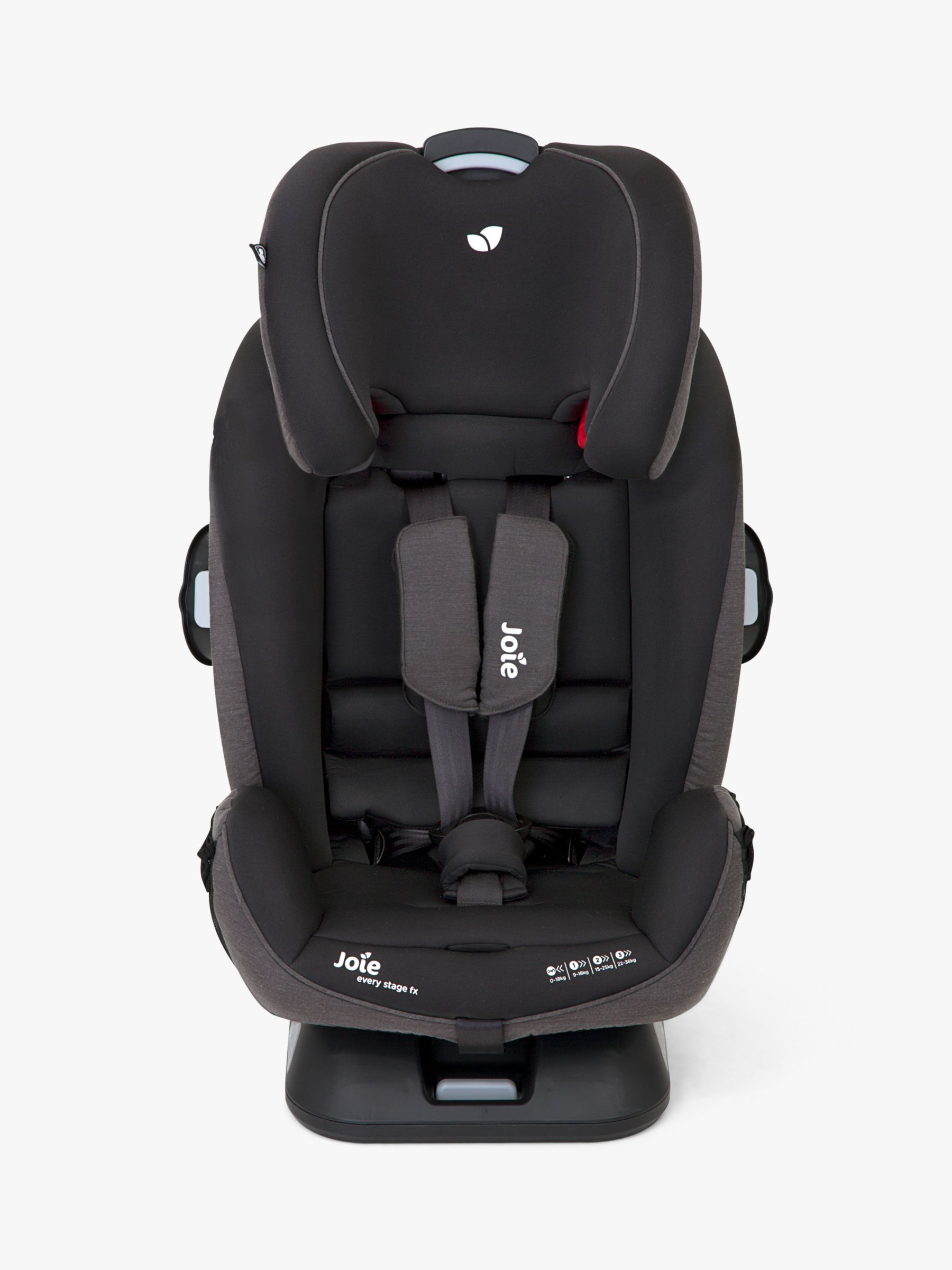 Joie Baby Every Stage FX Group 0+/1/2/3 Car Seat, Coal in