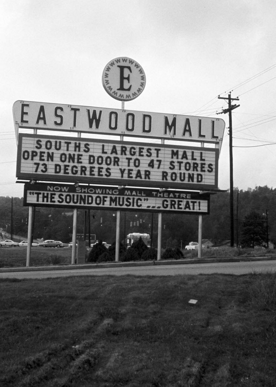Eastwood Mall Opened 55 Years Ago Today Vintage Photos Of