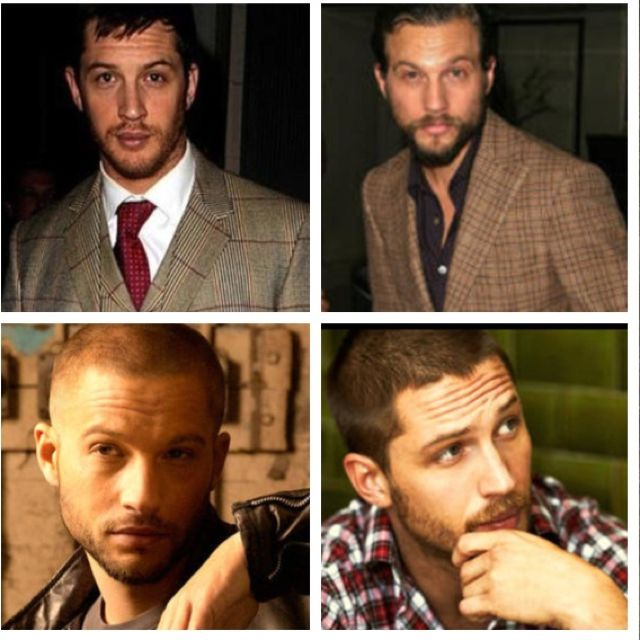 Tom Hardy & Logan Marshall Green resemble each other! | OH LA LA