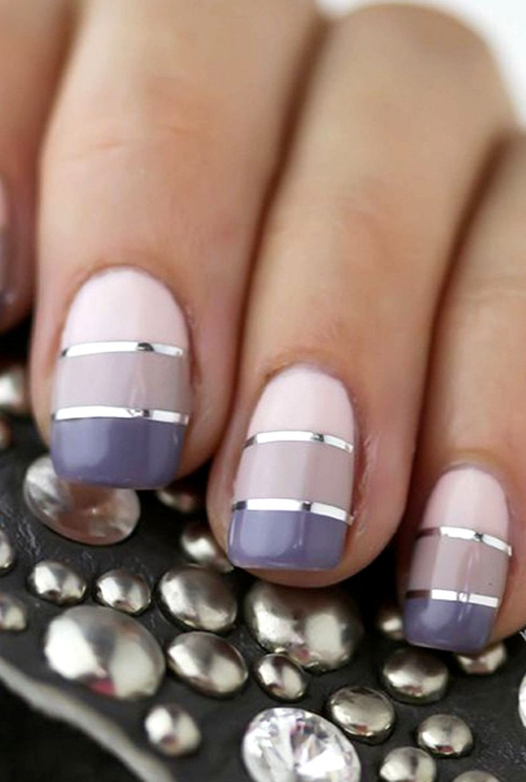 Pretty Gel Manicure Designs Thatll Make You Wanna Do Your Nails