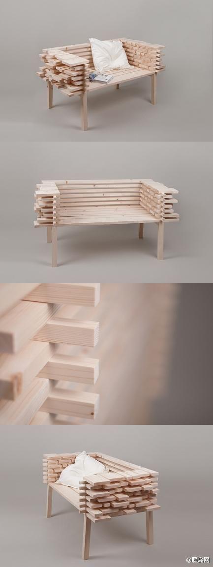 椅子 来自暖岛网的图片分享 堆糖 Furniture Design Chair Unique Furniture Eco Furniture