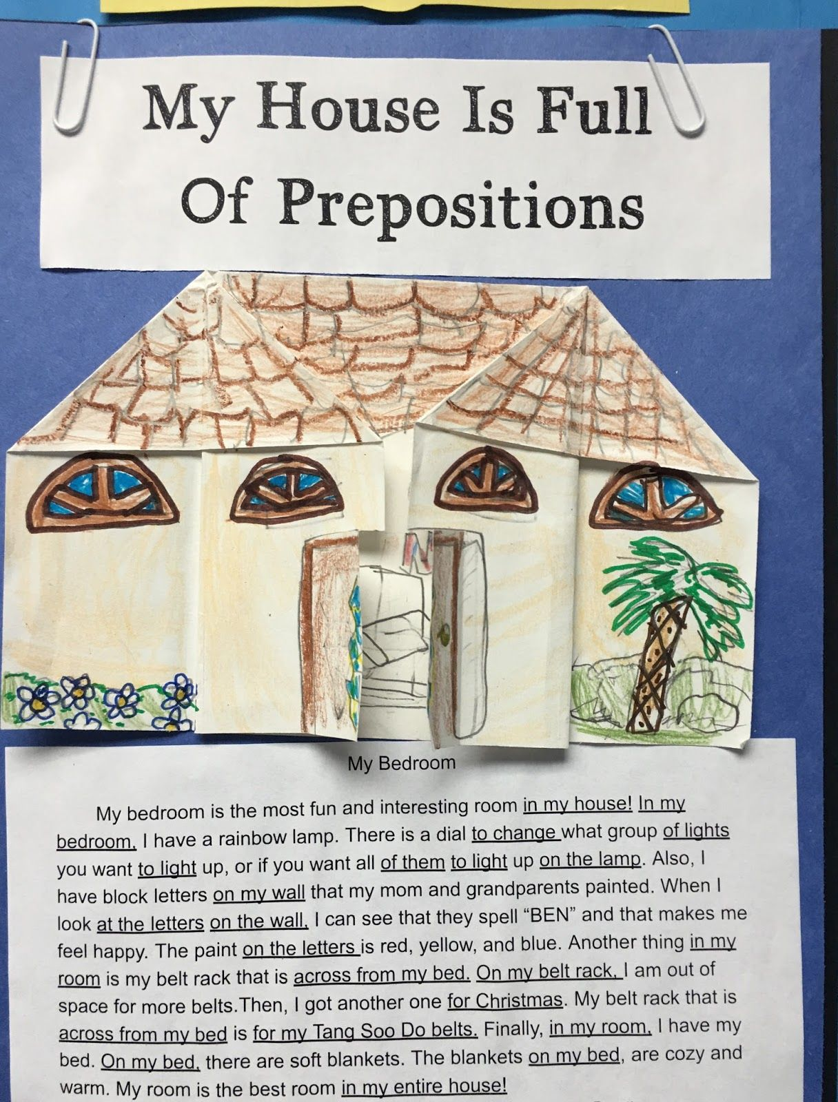 Preposition House Project