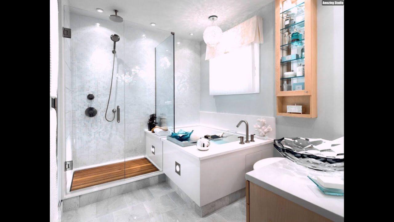 Maritime Deko Ideen Badezimmer Mosaikfliesen Hellblau Diydekorationenbadezimmer Dekorationenbadezimmer Dekor In 2020 Badezimmer Badezimmer Deko Badezimmerideen