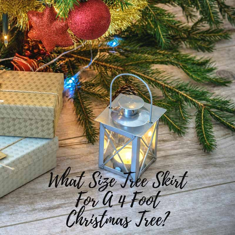 What Size Tree Skirt For A 4 Foot Tree Small Sized Mini Tree Skirts For Christmas 2017 Xmas Tree Skirt Fo Xmas Tree Skirts Christmas Tree Skirt Tree Skirts