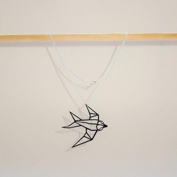 Resultats De Recherche D Images Pour Hirondelle Origami Tatoo