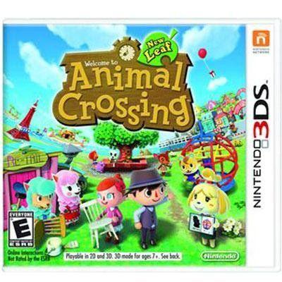 Animal Crossing New Leaf 3ds Nintendo Ctrpegde Have That