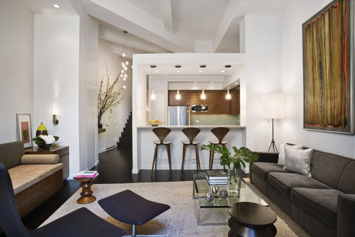 The Title Of This Photo Is Small Apartment Interior Design Ideas 7