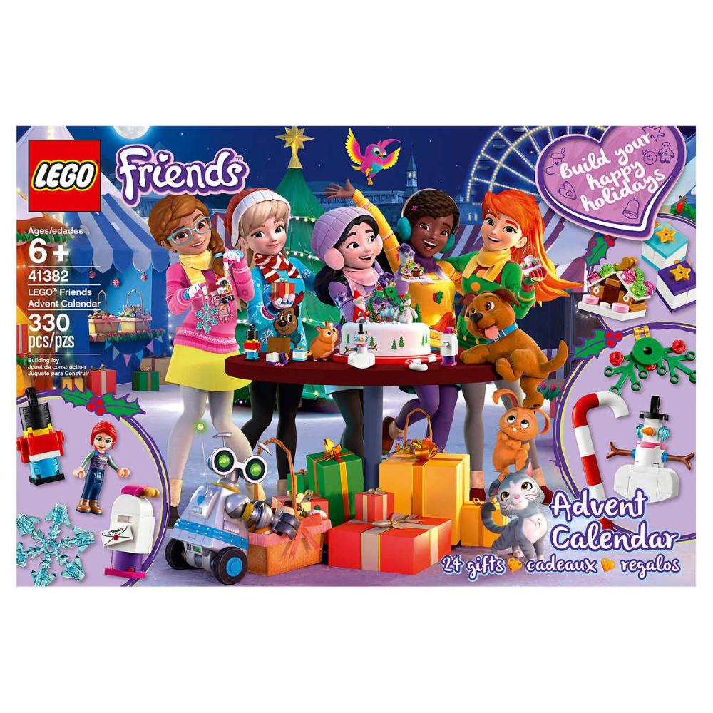 Lego Friends Advent Calendar Advent Calendars For Kids Lego City Advent Calendar Toy Advent Calendar