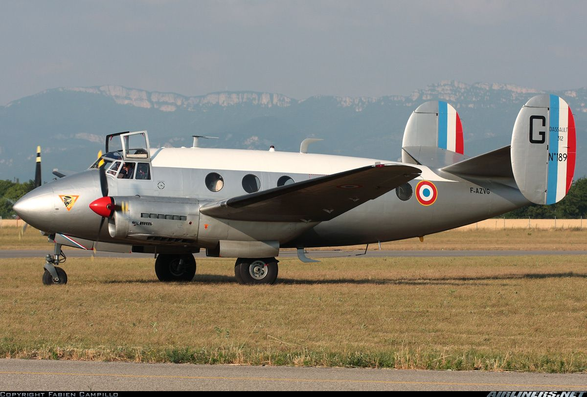 Dassault MD312 Flamant aircraft picture Aviation