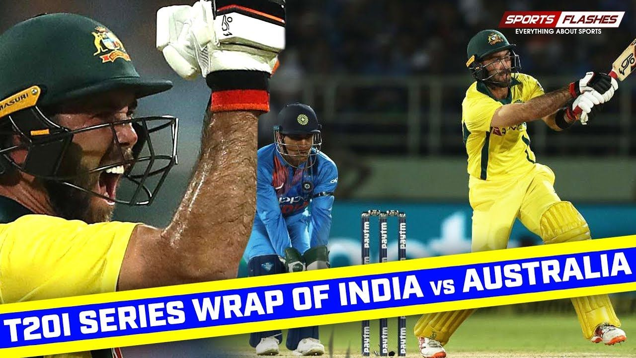 Live Discussion on IND vs AUS T20I SportsFlashes India