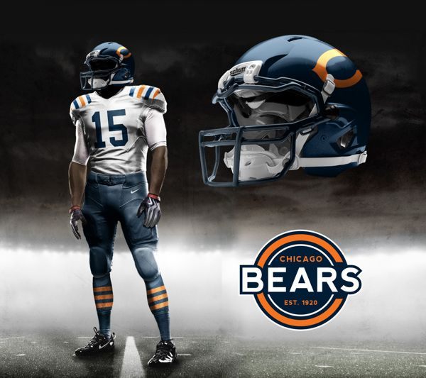 Nfl New Uniforms 2015