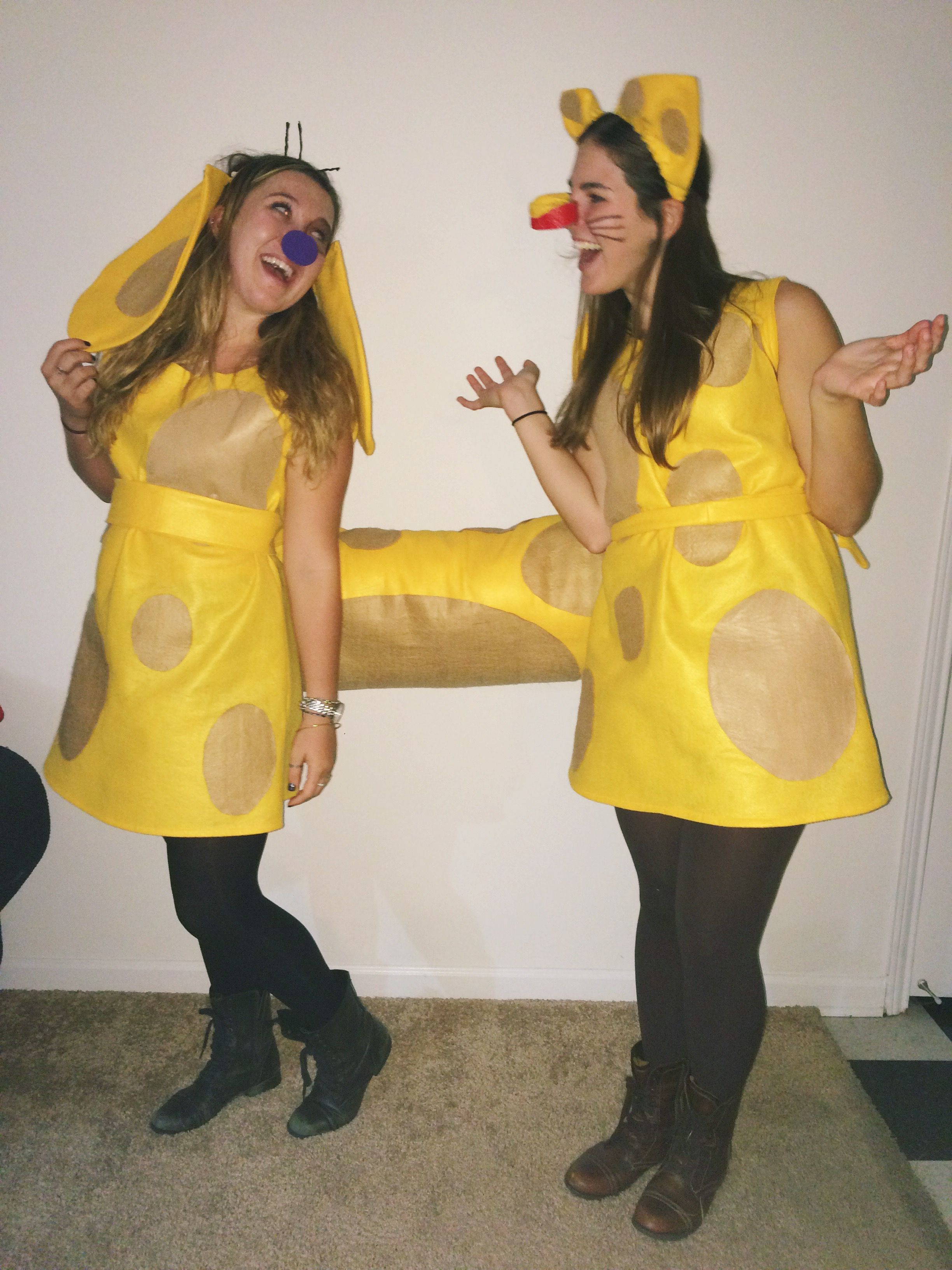 CatDog - the perfect costume for two best friends # ...