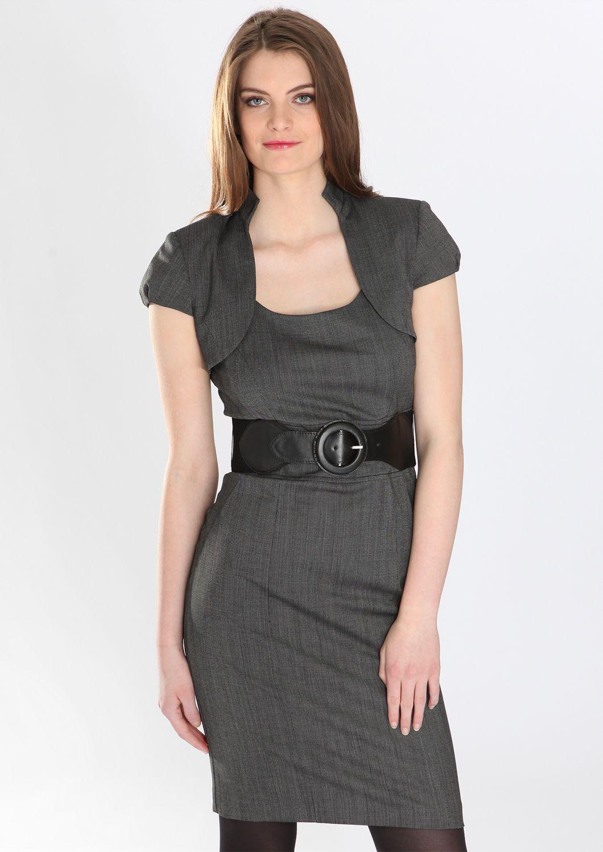 Damen kleid mit bolero