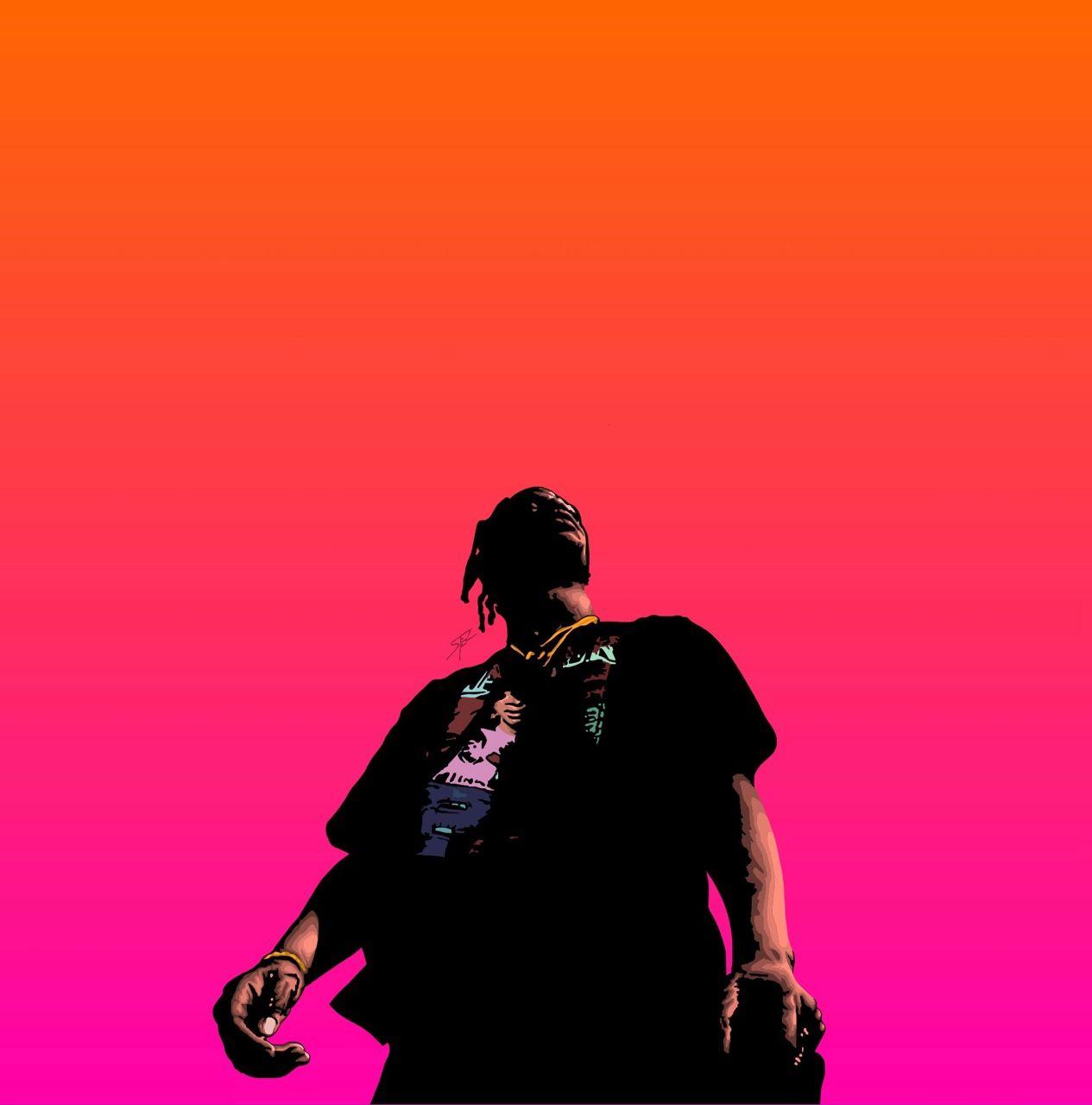Travis Scott Travis Scott Live Travis Scott Rapper Wallpaper Iphone