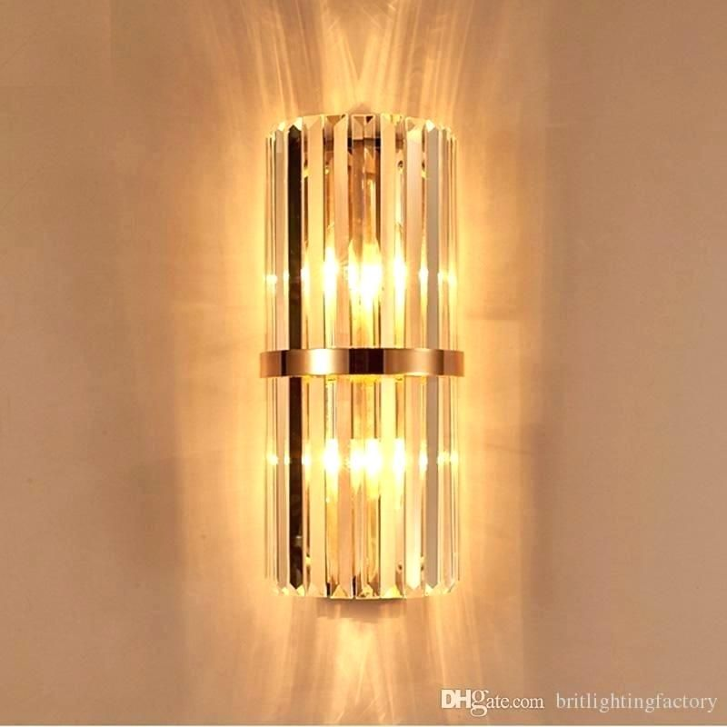 Image Result For Crystal Wall Light Wall Lamp Led Wall Lights Wall Sconces Bedroom