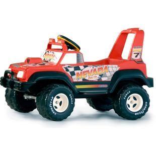 Mini Carro Eletrico Peg Perego Jeep Nevada Pick Up El 6v Red Uma Diversao Sobre Quatro Rodas Mini Carro Jeep Carros