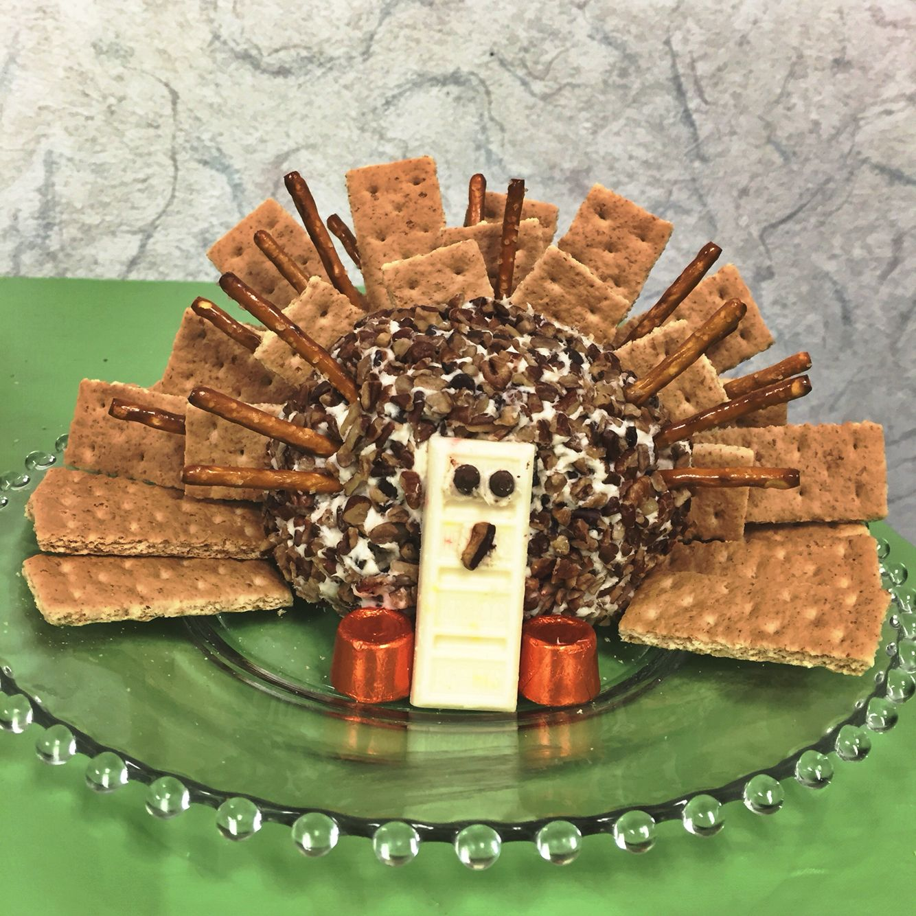 Thanksgiving dessert: Chocolate Chip Cheese Ball | My Pins ...