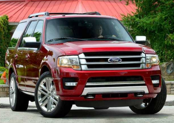2017 Ford Expedition Redesign Engine Price Release  The