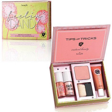 Benefit Feelin Dandy lip & cheek kit- at Debenhams.com Kit ...