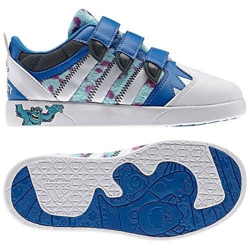 Adidas Disney Monsters University Kid's Shoes Sulley Children's ...