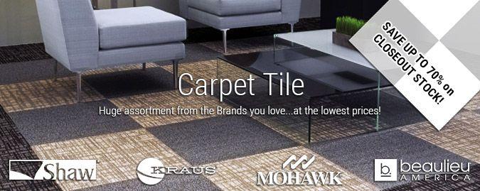 Carpet Tile From Shaw Kraus Mohawk Beaulieu On Sale Discount