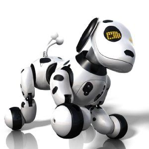 Zoomer Robot Dog Cool Gifts For Kids Interactive Puppy Tech Toys