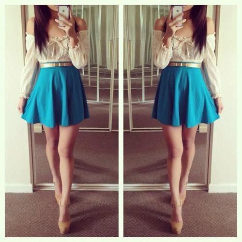 Tumblr Outfits For Teenage Girls Tumblr Girls Fashion - Teenage tumblr fashion