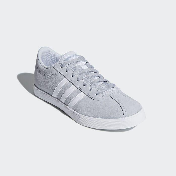 Courtset Shoes | Adidas courtset, Blue adidas, Blue shoes