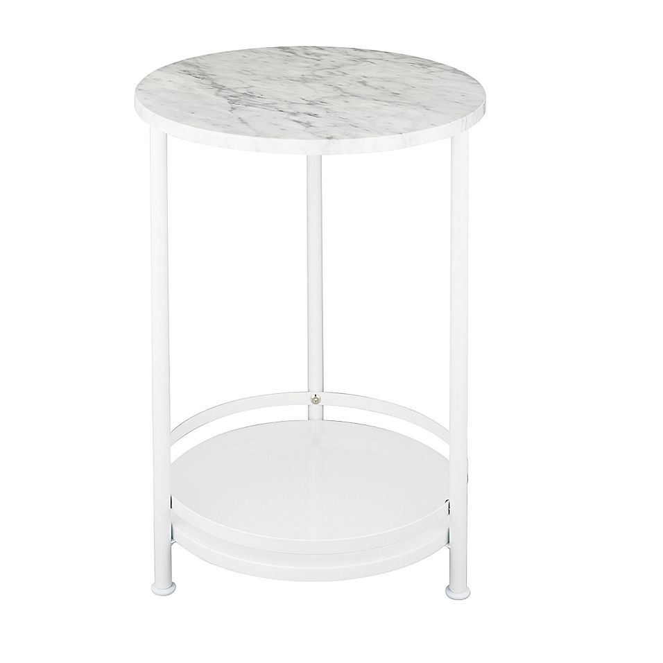 10 Most Popular Silver Side Tables For Living Room