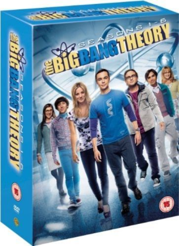 The big bang #theory - #season 1-6 [dvd] #[2013],  View more on the LINK: http://www.zeppy.io/product/gb/2/252243501206/