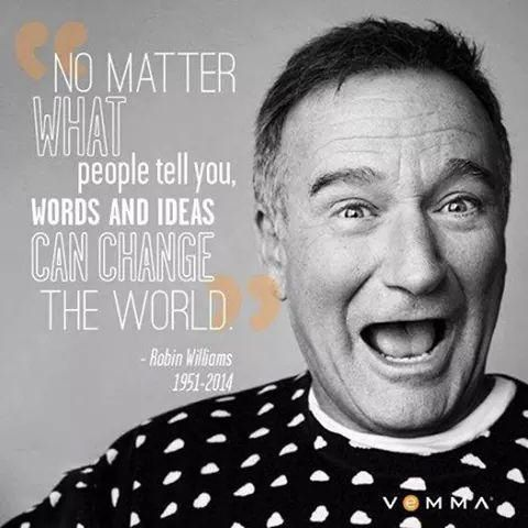 RIP: Robin Williams ♡