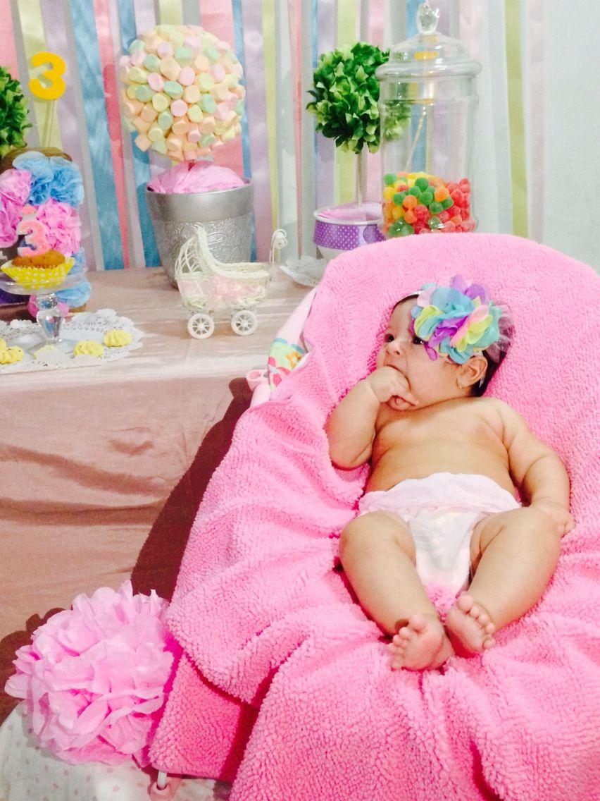 celebra el cumple mes de tu bebe para que sea un recuerdo inolvidable ideas cumplemes decoracin pinterest