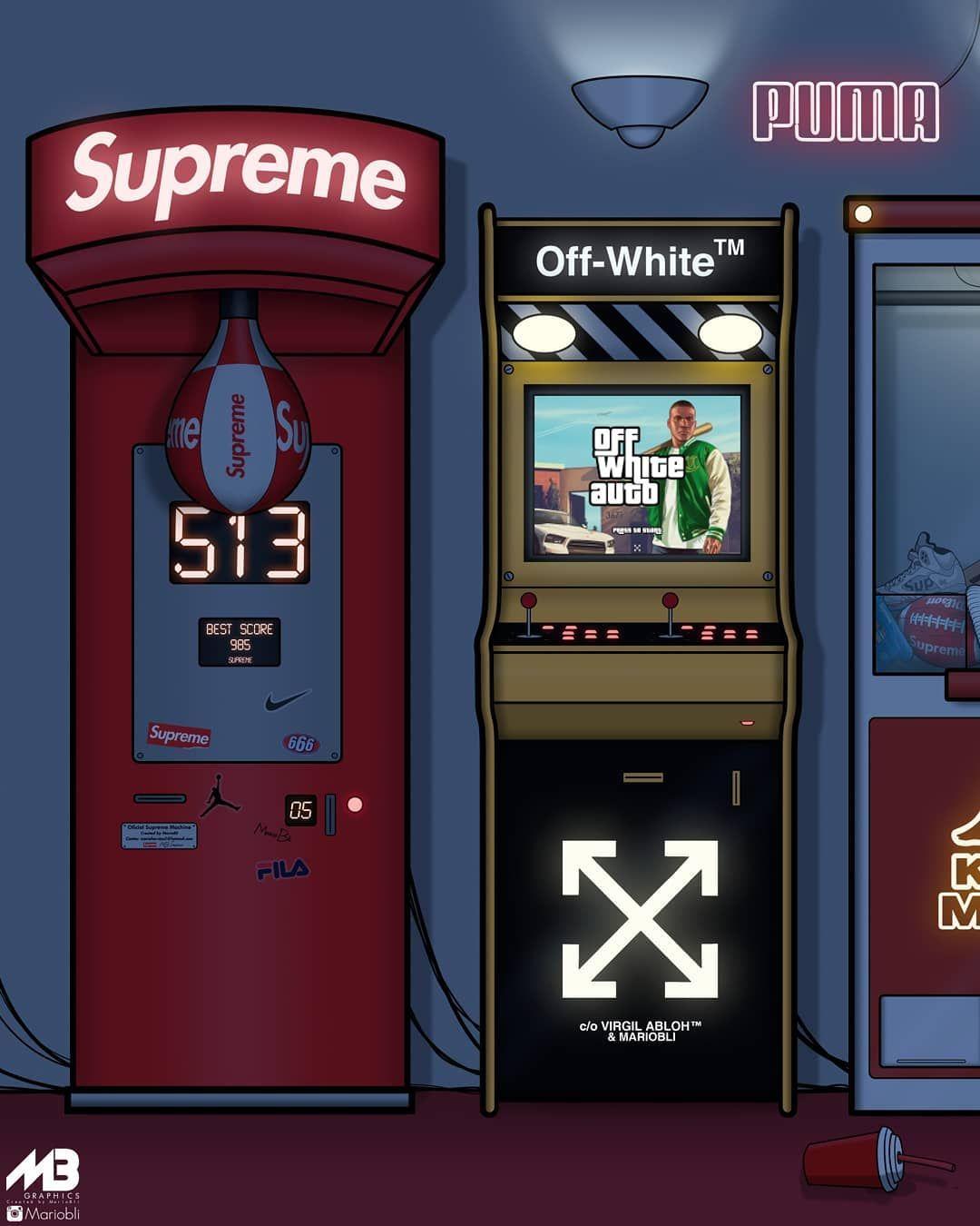 Hypebeast Wallpapers Nixxboi Fondo De Pantalla De Supreme