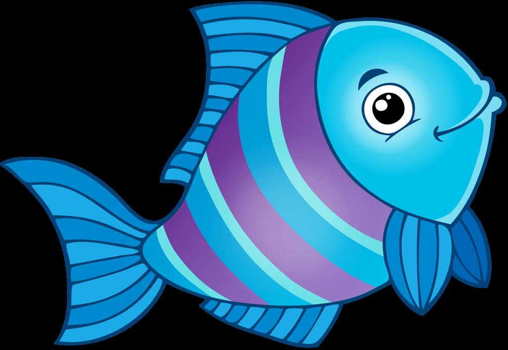 Fish Cartoons Мультяш�...