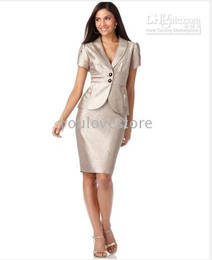 Suit, Women's Suits Luxurious Women Skirt Suit, Women Business ...
