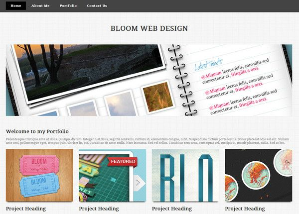 Psd To Html Collection Of Free Tutorials For Begginers Web Design Tutorials Html Tutorial Design Tutorials