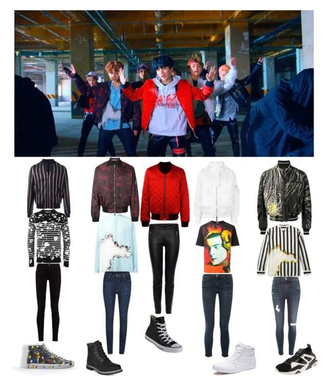 U0026quot;BTS U0026#39;Not Todayu0026#39; Mv Outfits.u0026quot; By Bringmethebulletprooflasagne Liked On Polyvore Featuring ...