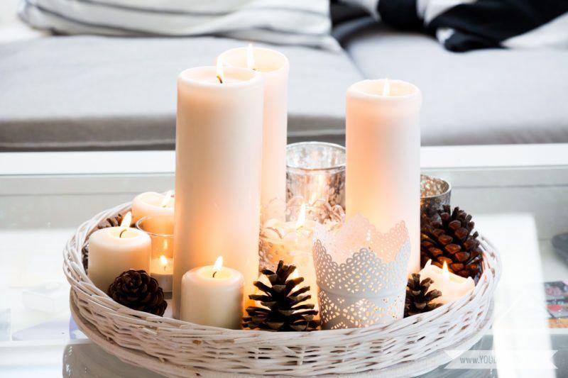 Minimalistische skandinavische weihnachtsdeko linksammlung x mas