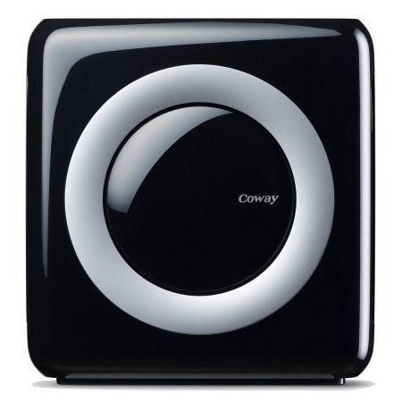 Coway AP-AP1512HH Mighty Air Purifier with True Hepa and Eco Mode, Black