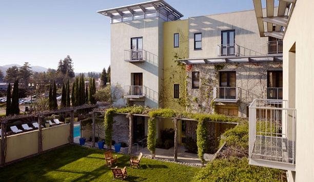 Hotel Healdsburg Healdsburg Ca Sonoma Com Travel Sonoma