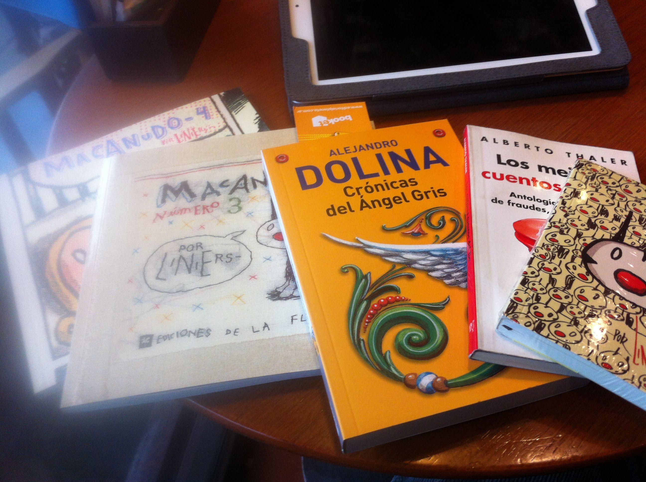 Dolina, Liniers y Thaler