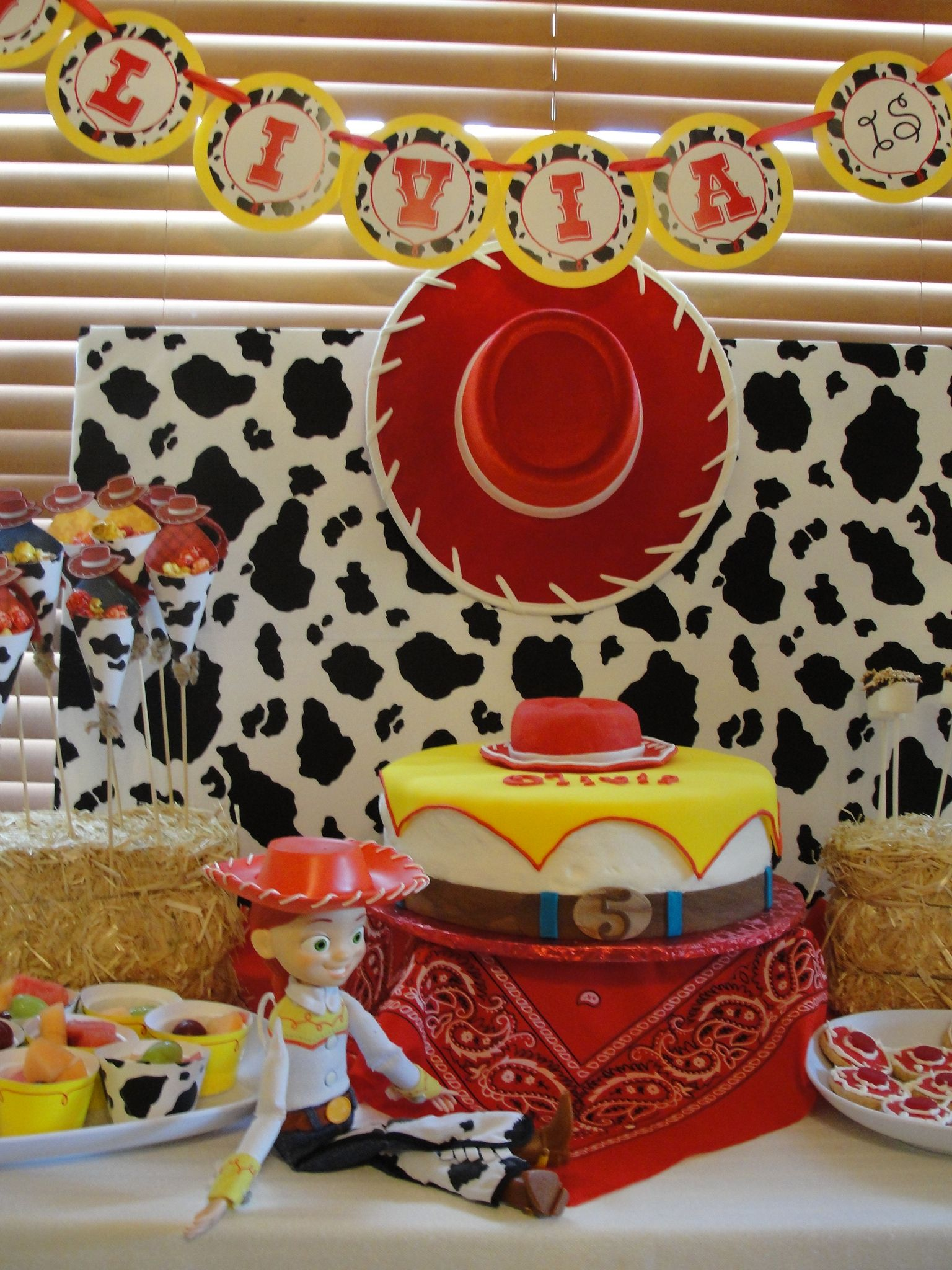 Jessie Toy Story Birthday Party Ideas Jessie Toy Story Toy
