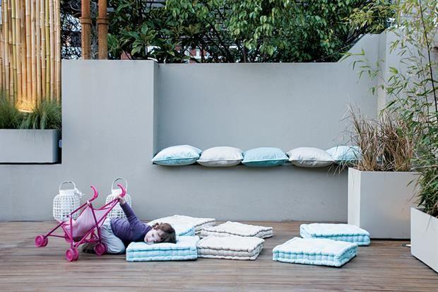 Tono Terraza : Diez terrazas y patios para tomar ideas para tomar por fin y