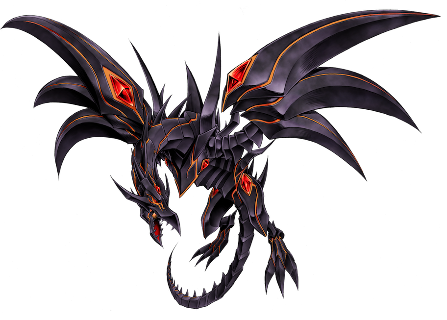 Red Eyes Darkness Dragon Png Red Eyes Black Dragon Dark Paladin