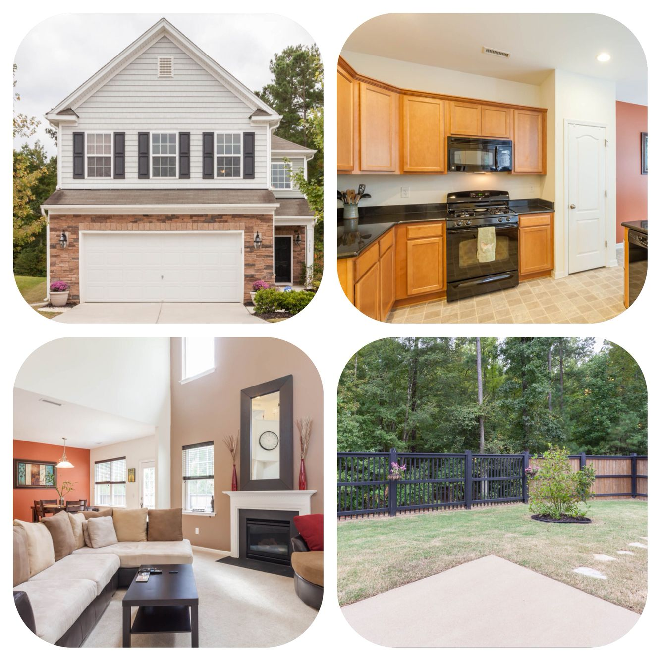 JUST LISTED!! 3629 Brideveil Ct Raleigh, NC 27610 In Tryon