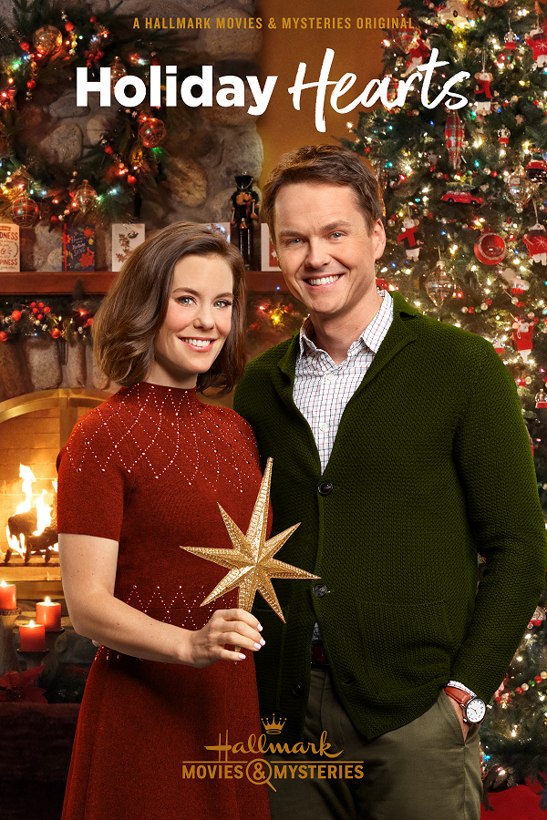 Holiday Hearts Hallmark Channel Christmas Movies Hallmark Christmas Movies Christmas Movies On Tv