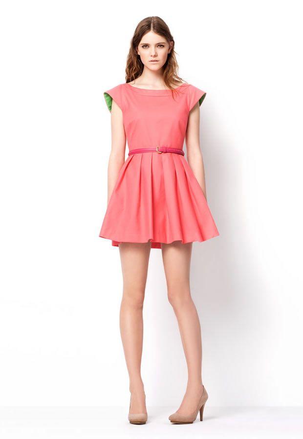 Zara Color Dresses