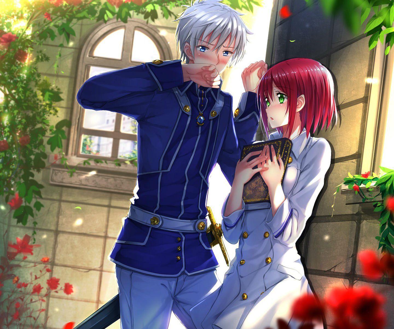 40 Snow White With The Red Hair Hd Wallpapers Backgrounds Wallpaper Abyss Snow White With The Red Hair Manga Vs Anime Akagami No Shirayuki