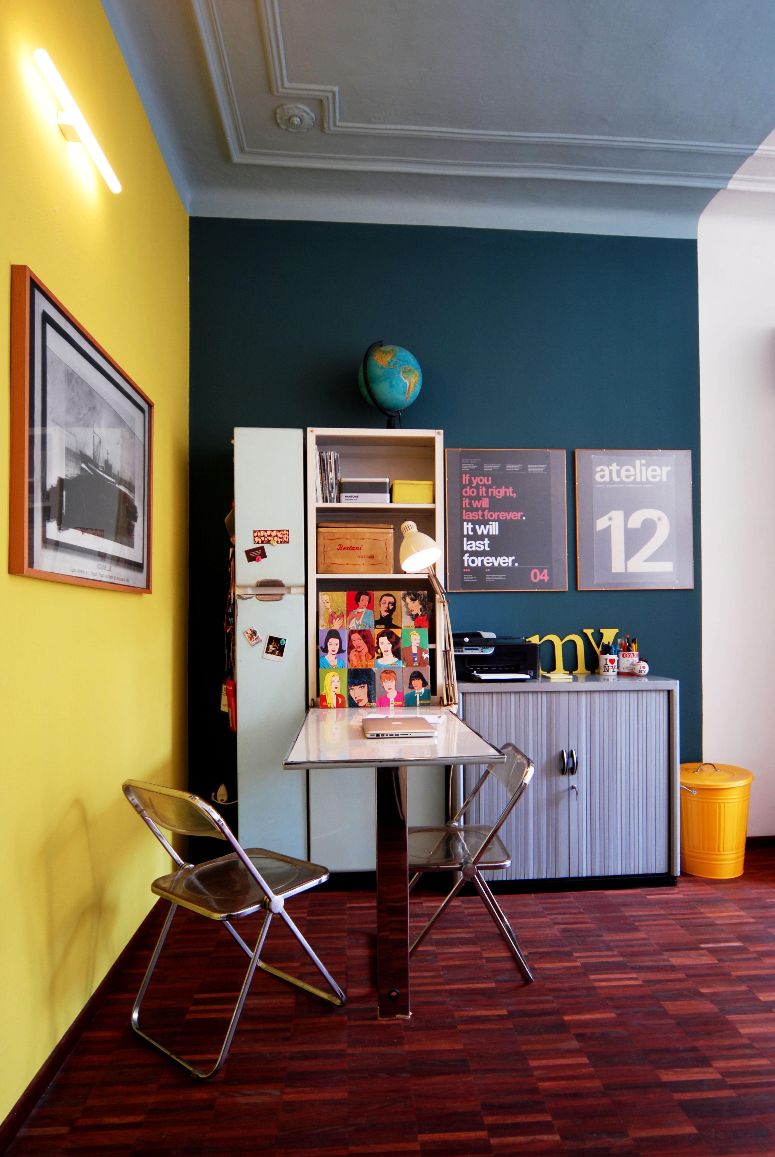Lorena masdea ristrutturazione low cost appartamento vintage milano studio 5 my favourite - Mobili da giardino low cost ...